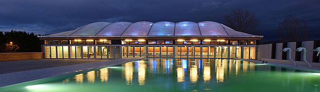 Nos locaux nos sites d 39 activit s for Cash piscine lempdes 63