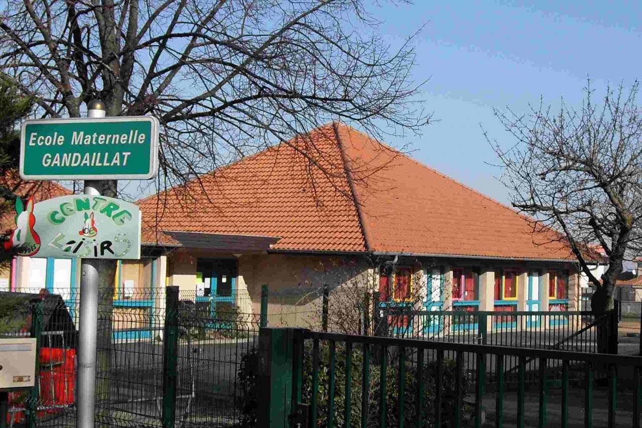 Ecole maternelle Gandaillat