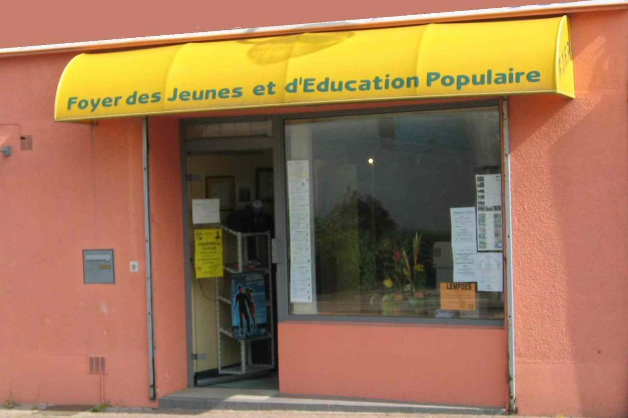 Notre local administratif