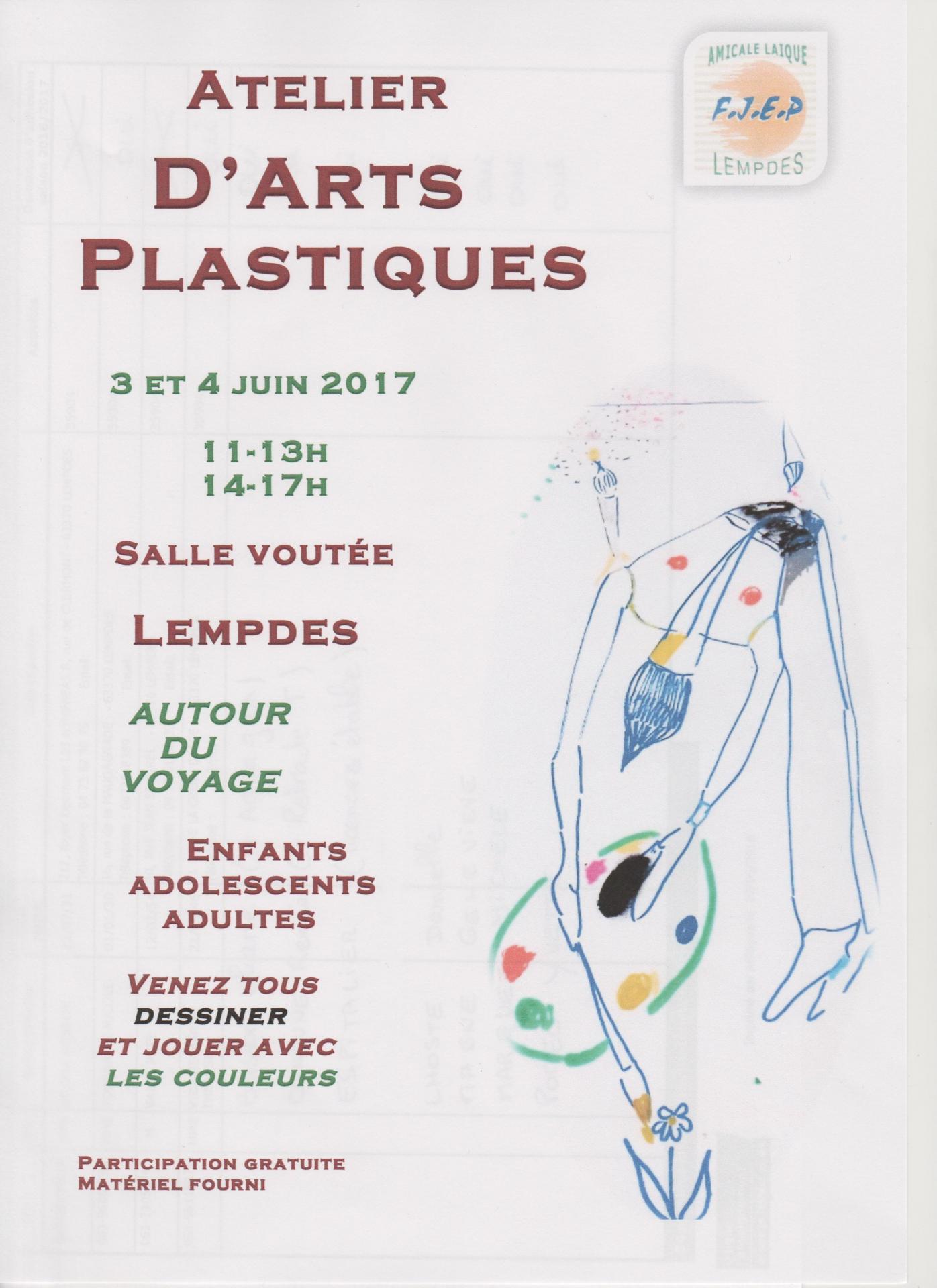 Arts plastiques 001