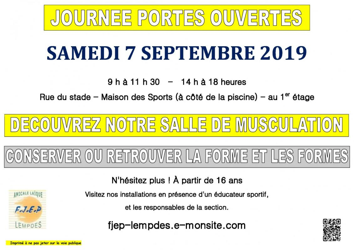 Po sept musculation
